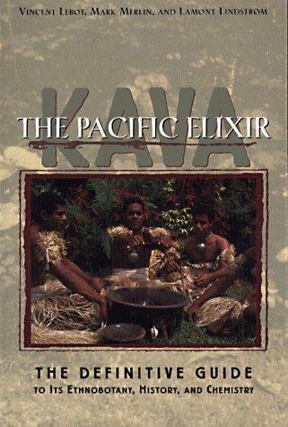 Book, Kava: The Pacific Elixir