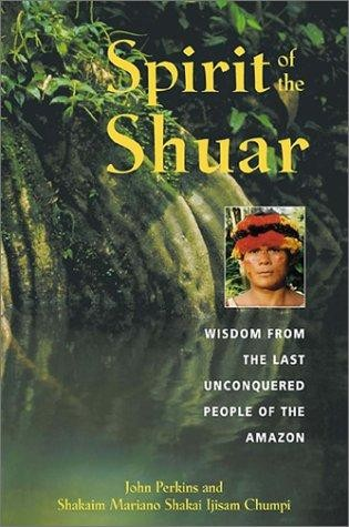 Book, Spirit of the Shuar
