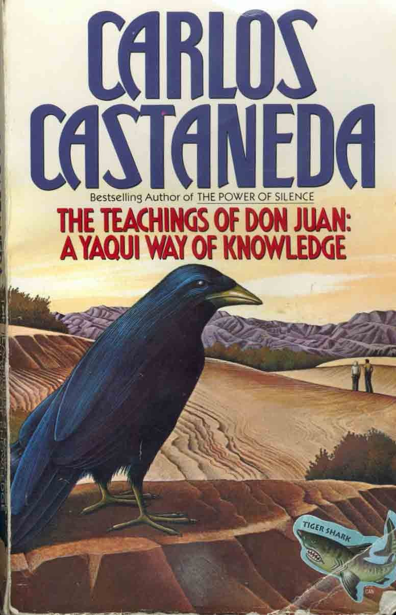 Book, The Teachings of Don Juan