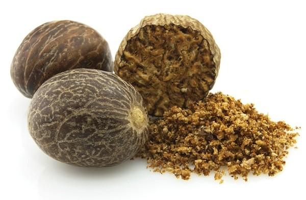 Myristica fragrans, Nutmeg